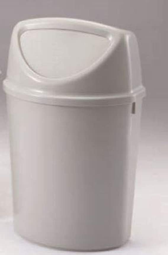 損なう出版失敗KAWAJUN (カワジュン) 河淳 トラッシュボックス CPF45 開閉フタ付き AB251 樹脂 ゴミ箱 ペール 42リットル ゴミが見えないふた付き