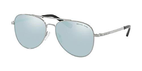 Michael Kors MK1045 SAN DIEGO - Gafas de sol de aviador para mujer+kit de cuidado gratuito