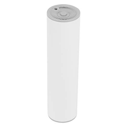 Emoshayoga Aspiradora de Mano Duradera, Mini aspiradora Desmontable, luz y Cocina portátil, Oficina para el hogar(White)