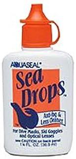 Three Bottles (3) of Scuba Mask Sea Drops, Anti-fog drops, De-fog Scuba Mask, Scuba Dive Mask Cleaner.