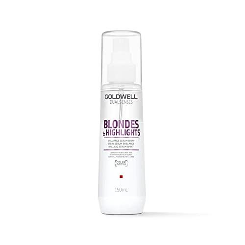 Goldwell Dualsenses Blondes & Highlights Serum Spray Haarserum, 150 ml