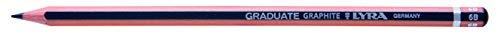 LYRA Graduate Graphitstift 6B LYRA Graduate Bleistift 6B