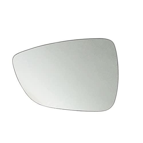 DENGZ Cristal De Espejo Retrovisor, Reemplazo para Ford Focus MK4 2019 2020 2021, Retrovisor Lateral Calefactado, Antiniebla, Izquierda/Derecha