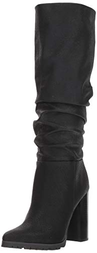 Katy Perry Women's The Oneil Knee High Boot, BLACK, 8.5 M M US