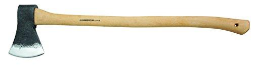 Condor Tool & Knife Swedish Pattern Axt Gesamtlänge: 84.5cm Messer, Braun, 84.5 cm