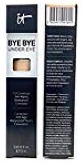 It Cosmetics - Bye Bye Under Eye - Corrector de cobertura total, antienvejecimiento, resistente al agua, 118 ml