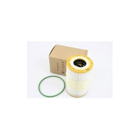 1 Pack IDIYA New OEM 06E115562H 06E115466B 06E115562B 06E115562E 06E115562 Auto Parts Multi-efficiency Oil Fuel Filter Fits for A4 A5 A6 A7 A8 Q7