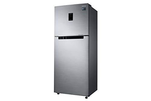 Samsung Elettrodomestici RT35K5530S8 Frigorifero Doppia Porta RT5000, 362 L, Premium Silver