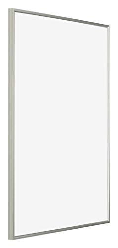 yd. - 60x80 cm - Bilderrahmen von Kunststoff mit Acrylglas - Ausgezeichneter Qualität - Champagner - UV-beständige Glasplatte - Antireflex - Fotorahmen - Evry.