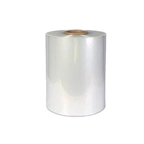 Greatideal Mehrzweck-PVC-Folienfolie Klare Paletten-Stretch-Schrumpffolienverpackung Frischhaltefolienschutz Für Den Hausgebrauch 6 '' X 11 '' Wasserdicht Feuchtigkeitsbeständig
