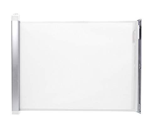 color blanco Lascal Kiddy Guard Panel de barrera