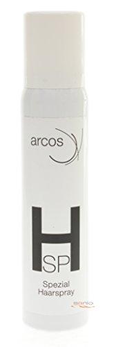 Arcos Spezial Haarspray Perücke/Haarteil/Toupet f.Kunst -u. Echthaar, 100ml