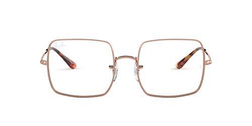Ray-Ban 0RX1971V Monturas de Gafas, Copper, 51 para Mujer