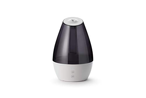 Winix L100 Ultrasonic 1Gallon/4L Cool Mist Humidifier for Large Room and Nurseries, Air Humidifier with Essential Oil Tray, Quiet Operation, Auto Shut-Off