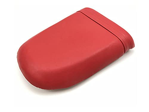 MULANG Fit for Rear Pillion Passenger Seat Fit for Suzuki GSXR 600/750 GSXR600 GSXR750 2001 2002 2003 GSXR1000 GSXR 1000 01 02 03 K1 K2 (Color : Red)