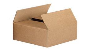 Pojedyncze pudełko kartonowe. Maks. rozmiar małej paczki 439 x 339 x 143 mm (17,25 x 13,25 x 5,75 cala) dł. x szer. x wys. 15 / opakowanie. Mocne pojemniki idealne do ogólnego pakowania i ekonomicznego wysyłania. Płaska paczka solidne brązowe tektury