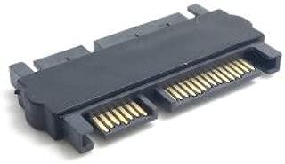 "3.5/"" /& 2.5inch SATA 22Pin Male to SATA 22P 7+15 Male extension convertor adapter"