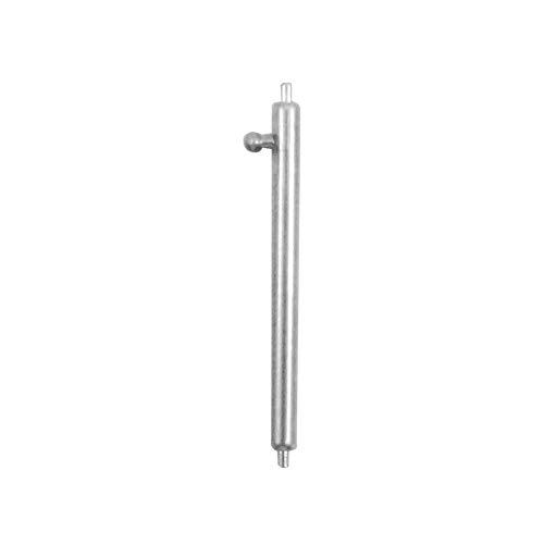 YouN 1.8mm Raw Ear Rod Verbindungswelle Edelstahl Uhrenzubehör (22mm)