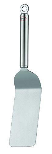 RÖSLE Sandwich-Palette gekröpft, 32 cm, Edelstahl 18/10, Klingenlänge 17,5 cm, Aufhängeöse, spülmaschinengeeignet