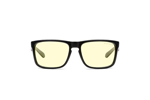 Read About Gaming Glasses | Blue Light Blocking Glasses | Intercept/Onyx by Gunnar  | 65% Blue Light...