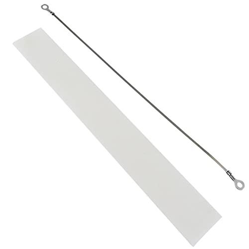 PrimeMatik - Resistencia de recambio de 42.5 cm para selladora térmica de 40 cm
