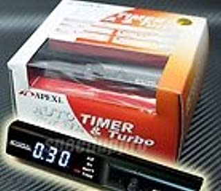 APEXi Auto Turbo Timer for NA & Turbo Black color with Blue LED display Universal Fit Made in Japan (BRAND NEW)