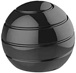 45mm VCOSTORE Kinetische Schreibtisch Spielzeug Metall Spinner Kugel Finger Spinner Gyroskop mit optischer Illusion Visual Dynamic Erwachsener Entlastet Stressrelief