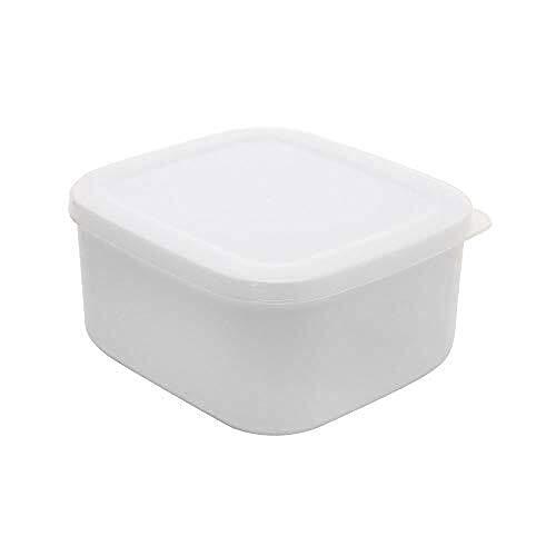 Fiambrera Fresca de mantenimiento de la caja;Microondas Fiambrera, de plástico, con tapa, Alimentos de calidad de materiales, menaje, nevera, exquisito y hermoso, fácil de llevar.disfrutar de un almue
