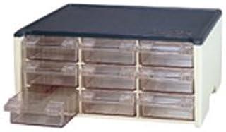重ね置きができるユニットボックス アリガ産業 ナインボックス 900型