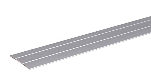 GAH-Alberts 491512 Übergangsprofil   selbstklebend   Aluminium, sandfarbig eloxiert   900 x 38 mm