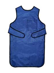 X-Ray Protection Apron - Surgical Drop-Off Lightweight Lead, Small, Hook & Loop Closure, Color Options, USA Made