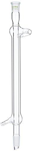 Liebig-Kühler (West), nach DIN 12576, Kern und Hülse NS 19/26, Mantellänge 250 mm
