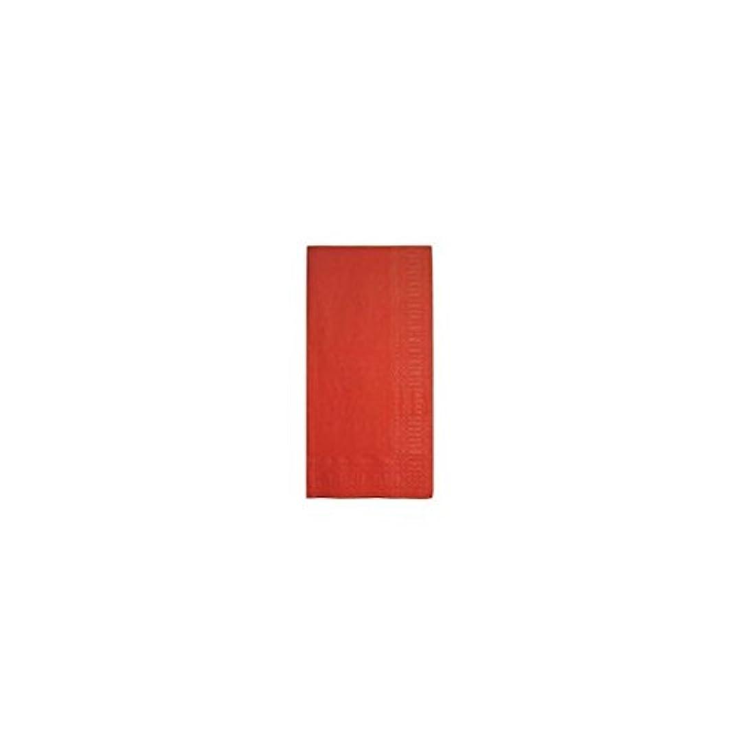 フレッシュ哲学者優れたカラーナプキン 8ッ折(2,000枚入) 45cm 2P レッド 【品番】PNP0504