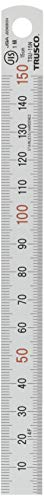 トラスコ TRUSCO 直尺15cm TSU-15N 1本 415-0732