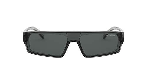 Arnette 0AN4268 Gafas, Gris Transparente/Gris, 34 para Hombre