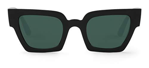Mr. Boho | Frelard | Black   -   Gafas de sol para hombre y mujer
