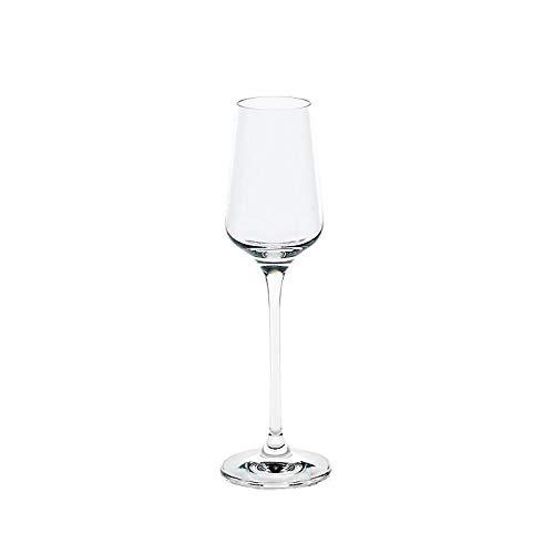 CRISTALICA Likörglas Likörkelch Charisma Schnapsglas Aperatifglas 100 ml klar