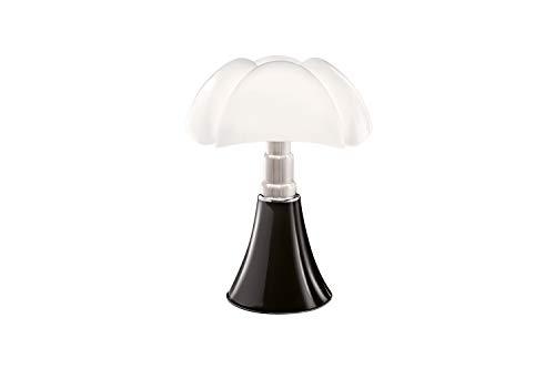 Martinelli Luce 620/NE Pipistrello Lampe de Table Noir
