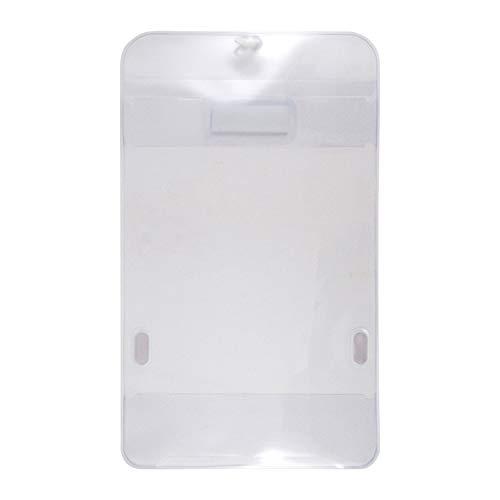 ホークアイ【クリア/Mサイズ/プラパーツ 透明】ポケット付き反射ランドセルカバー A4フラットファイル A4クリアファイル