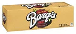 Barqs Cream Soda, Soft drink, 12x355ml - (Imported from Canada)