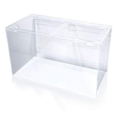 水槽屋.com acry(アクリ) 国産60cmアクリル水槽 [60×30×36cm]+スクレイパー付き