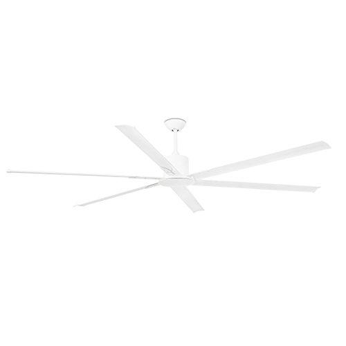 Faro Barcelona 33461 - ANDROS Ventilador de techo ø213cm Blanco 6 Palas