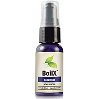 Amazon Com Boilx Homeopathic Boils Treatment Spray Get Rid Of Boils Safely 5 Pack Health Personal Care