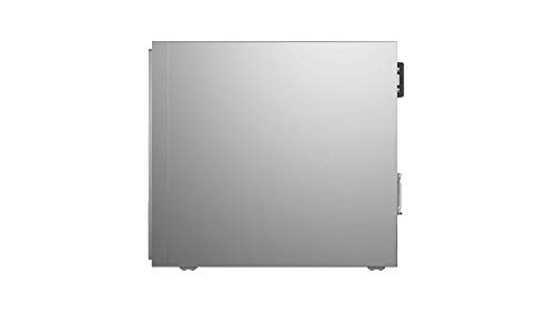 Lenovo IdeaCentre 3 Desktop PC (AMD Ryzen 5 3500U, 512GB SSD, 8GB RAM, DVD-Brenner, AMD Radeon RX Vega 8 Grafik, Windows 10 Home) grau