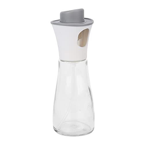 Duokon Pulverizador de Aceite, Botella de Spray de Aceite de Oliva, dispensador de Aceite Reutilizable, pulverizador de Aceite de Oliva Multiusos para vinagre, Salsa de Soja, Limonada (180 ml)