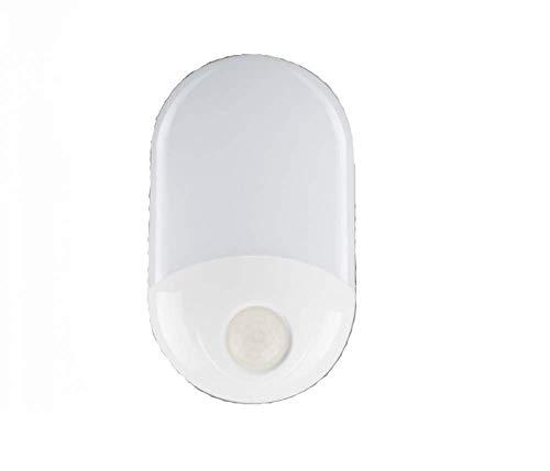 baowenbei Luz nocturna LED con sensor automático para dormitorio, escalera, pasillo, garaje, sótano, utilidad, etc. (10 piezas)