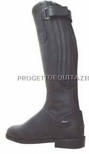 Faire Comfort Stiefel aus Leder mit Reißverschluss Kind (Wade + 1) (37)