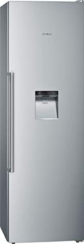 Siemens GS36DBI2V Gefrierschrank / A+ / 187 cm / 279 kWh/Jahr / 210 L Kühlteil / Supercooling / Türen Edelstahl Anti Fingerprint