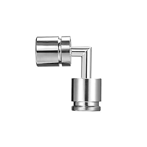 QAZWSXED LESANGBAIHUODIAN FAUTET METERMALL 720 Grado GORRADO GORRADO Filtro DE Tipo DE Agua Bubbler Faucet Anti-Splash ECONOMIZADOR Suministros de Cocina (Color : B)