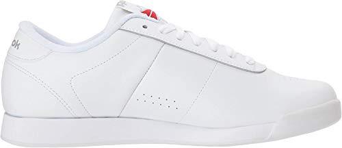 Reebok Women's Princess Aerobics Shoe, White, 10 M US